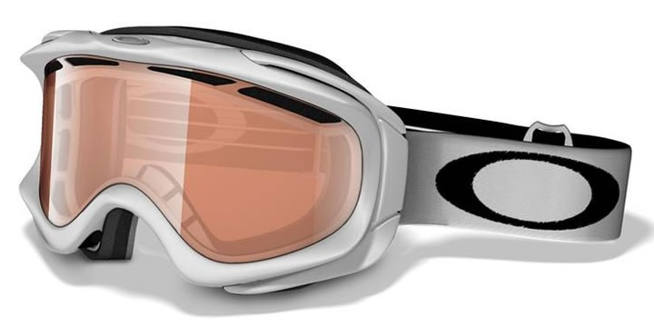 Oakley Ambush 01-269 Polished White - VR28 Snow Goggle