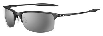 Oakley Sunglasses Oakley Half Wire 2.0 12-952 Matte Black