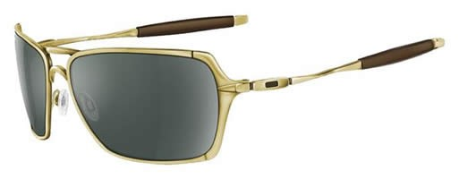 Oakley Inmate 05-630 Gold Sunglasses