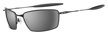 Oakley Square Whisker 12-971 Polished Black Polarised