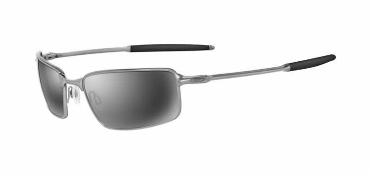 Oakley Square Wire 05-987 Light - Black Iridium Sunglasses