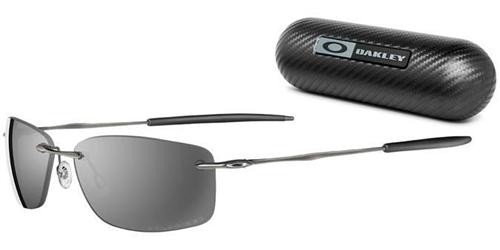 Oakley Nanowire 2.0 12-916 Pewter Polarised Sunglasses