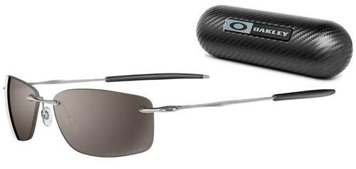 Oakley Nanowire 2.0 12-918 Titanium Polarised Sunglasses