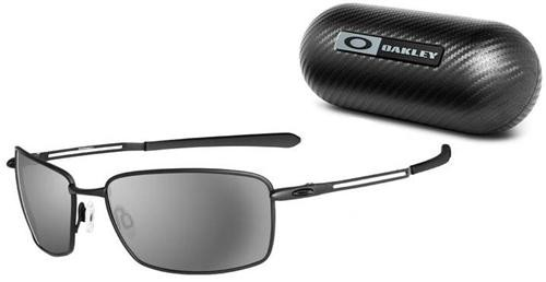 Oakley Nanowire 4.0 12-913 Matte Black Polarised Sunglasses