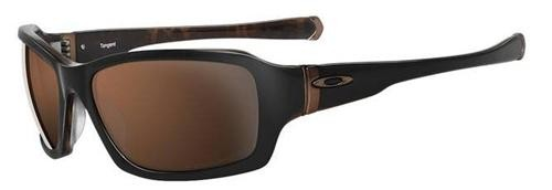 Oakley Tangent 12-949 Iron Wood Polarised Sunglasses