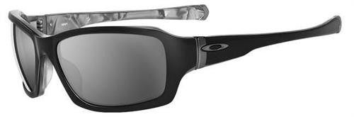 Oakley Tangent 12-951 Black/Grey Marble Polarised Sunglasses