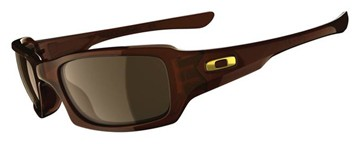Oakley Sunglasses Oakley Fives Squared 03-442 Rootbeer