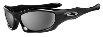 Oakley Sunglasses Oakley Monster Dog 12-804 Jet Black Polarised