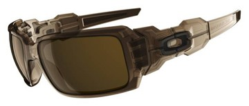 Oakley Oil Drum 03-407 Brown Smoke Sunglasses