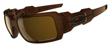 Oakley Oil Drum 12-987 Polished Rootbeer Polarised