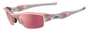Oakley Sunglasses Oakley Flak Jacket 03-886 Pink - G30 Black Iridium