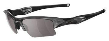 Oakley Sunglasses Oakley Flak Jacket XLJ 03-922 Grey Smoke
