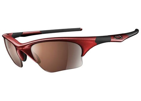 Oakley Sunglasses Oakley Half Jacket XLJ 03-660 Metallic Red