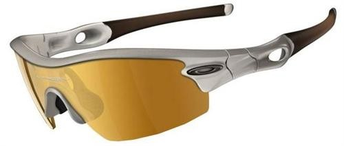 Oakley Sunglasses Radar Pitch 09-677 Plasma Sunglasses