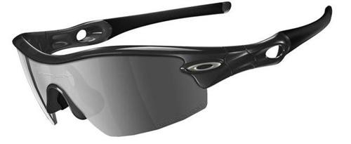 Oakley Sunglasses Radar Pitch 09-680 Jet Black Polarised Sunglasses