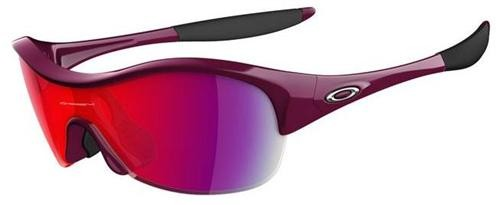 Oakley Sunglasses Oakley Enduring Pace 09-800 Damson Positive Red Iridium