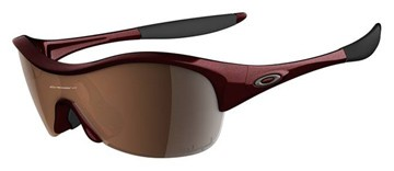 Oakley Sunglasses Oakley Enduring Pace 09-804 Cinder Red VR28 Polarised
