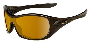 Oakley Speechless 03-584 Brown Sugar Bronze Sunglasses