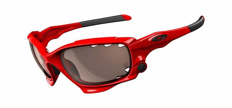 Oakley Jawbone 04-210 - Infra Red/VR50 Photo Vented Sunglasses