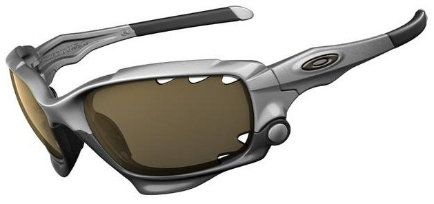 Oakley Jawbone 04-209 - Sil/Blk Pers Photo Vent sunglasses