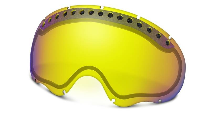 Oakley A-Frame Replacement Lens - H.I.Yellow