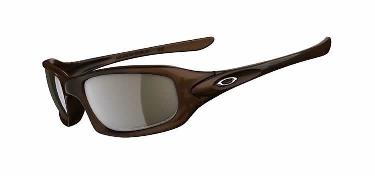 Oakley Fives 12-995 Matt Rootbeer Polar