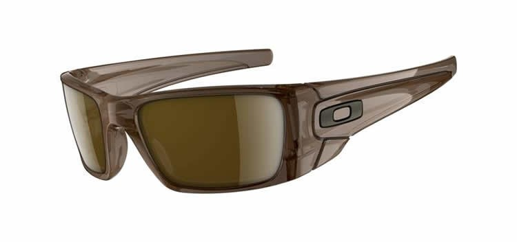 Oakley Fuel Cell OO9096-02 Brown Sunglasses