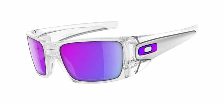 Oakley Fuel Cell OO9096-04  Clear Sunglasses