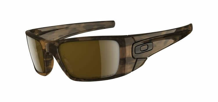 Oakley Fuel Cell OO9096-06 Tortoise Polar Sunglasses