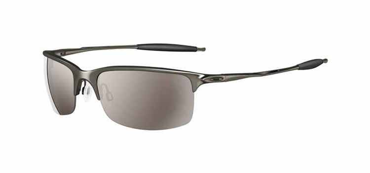Oakley Half Wire 2.0 05-746 Blk Chrome Sunglasses