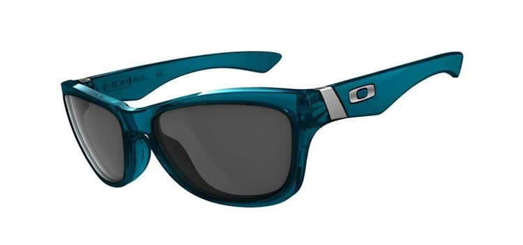 Jupiter 03-257 Crystal Turquoise Gray Sunglasses