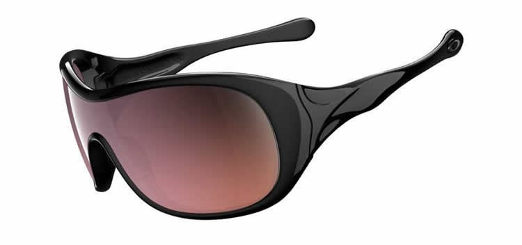 Oakley Trouble OO9093-06 Polished Black Sunglasses