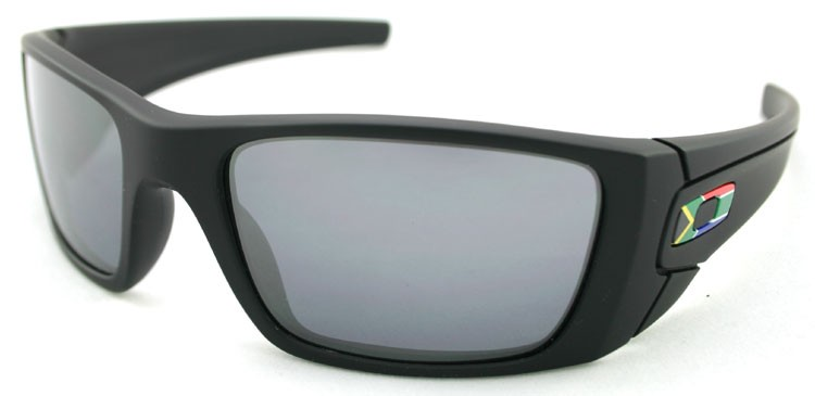 Oakley Fuel Cell OO9096-18 S. Africa Mat Blk Sunglasses