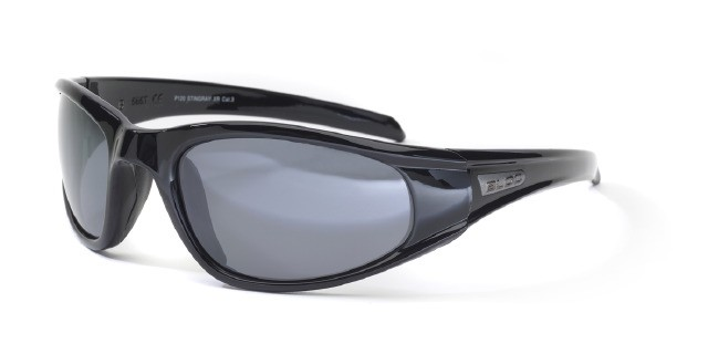 Bloc Stingray XR P120 Shiny Black Polarized Lens