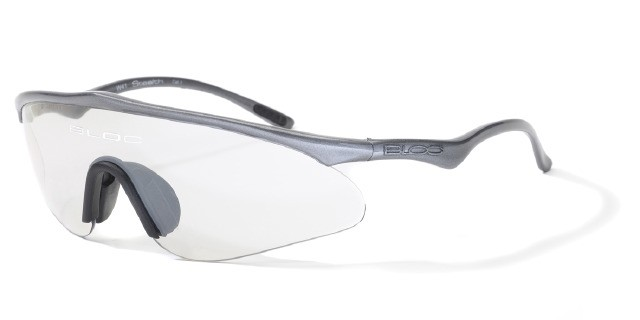 Bloc Stealth W41 Shiny Black Clear Lens