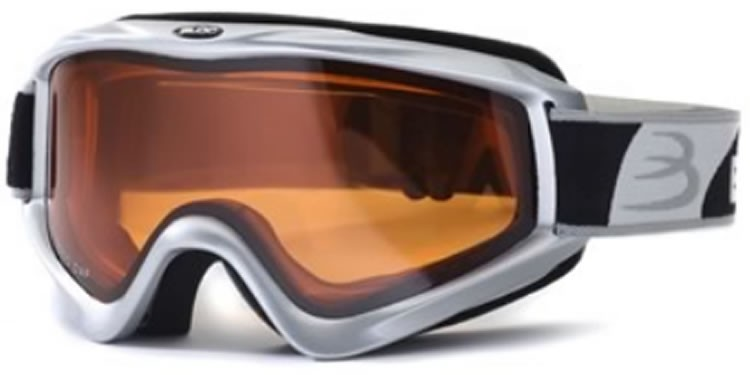 Bloc Spark Junior RK2 Silver - Golden Eye Goggles