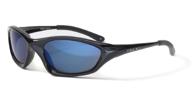 Bloc Cobra XB20 Shiny Black Blue Lens