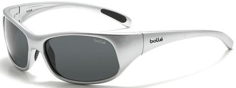 Bolle Recoil Jr. 11106 (4-7 Years) Shiny Silver - TNS Lens