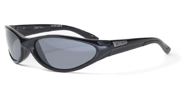 Bloc Stoat XR P125 Shiny Black Polarized Lens