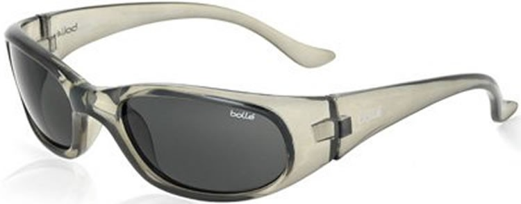 Bolle Beaumont 11084 (10-12 Years) Shiny Crystal Smoke - TNS Lens