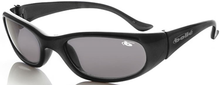 Bolle Beaumont 10779 (10-12 Years) Satin Black - TNS Lens