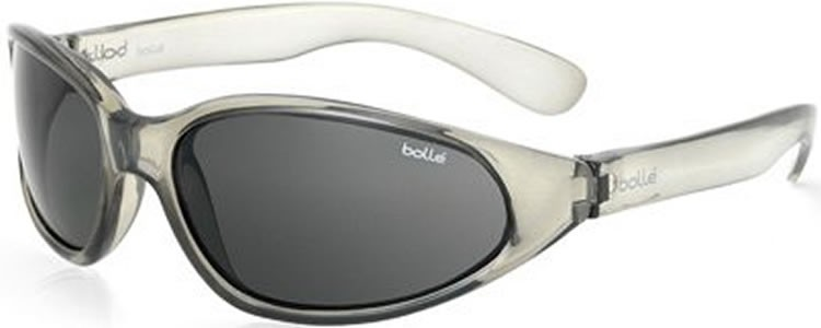 Bolle Lucas 11087 (8-10 Years) Shiny Crystal Smoke - TNS Lens