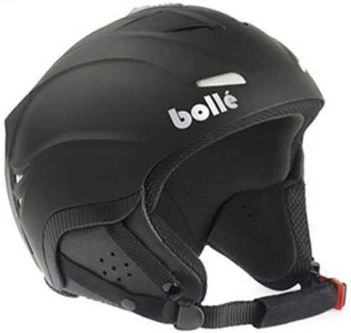 Bolle Powder Ski Helmet - 30116 Matt Black - Small 56cm