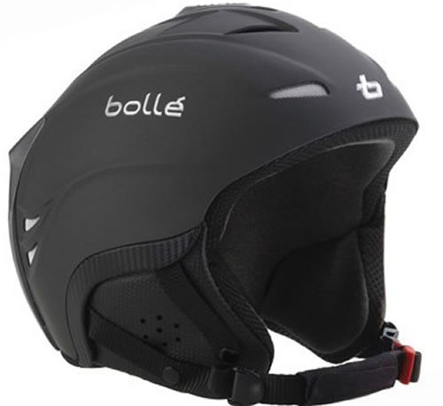 Bolle Powder Ski Helmet - 30196 Soft Anthracite - Small 56cm