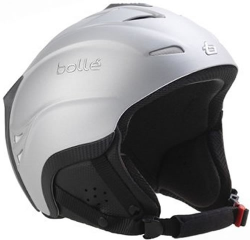Bolle Powder Ski Helmet - 30255 Soft Silver - Small 56cm