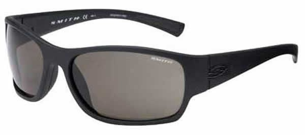 Smith Forum DL5 (70) Matt Black Sunglasses