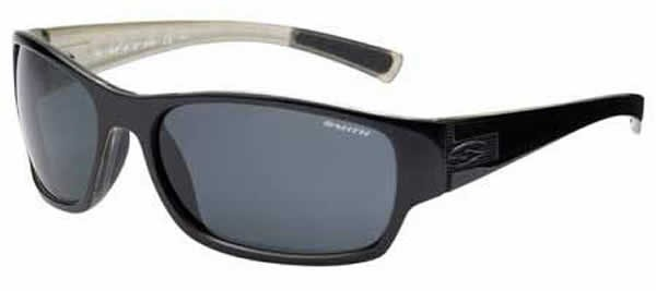 Smith Forum LX2 (EE) Black Gold Crystal Sunglasses
