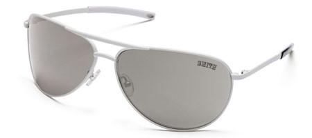 Smith Serpico 7GZ-QS White Sunglasses