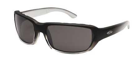 Smith Trace Sunglasses 9ZQ (V1) Black Fade (EE+OS+CA Pol.)