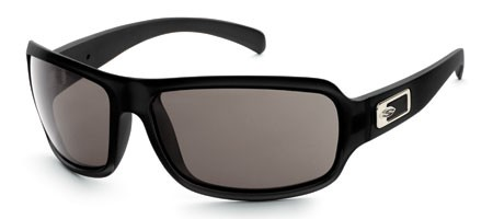 Smith Super Method 0BE-EE Gloss Black Polarised Sunglasses